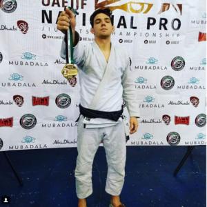 Brand Ambassador Matt Leighton Brazilian Jiu-Jitsu Champion