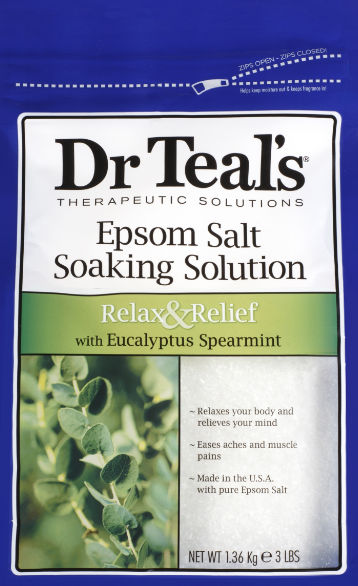 dr teals epsom soak