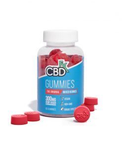 cbdfx brand cbd gummies