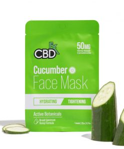 cbdfx cucumber cbd face mask