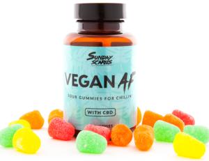 sunday scaries vegan cbd gummies