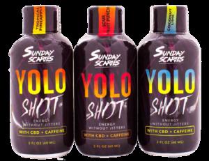 sunday scaries yolo cbd energy shot