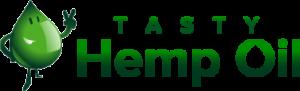 tasty hemp oil logo