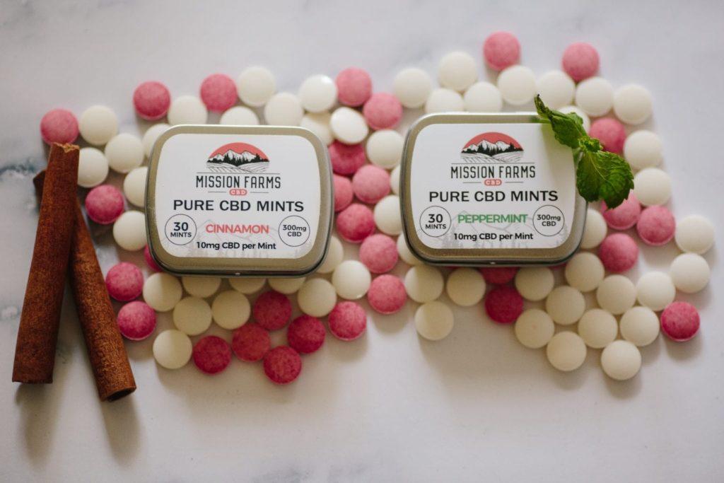 mission farms cbd mints